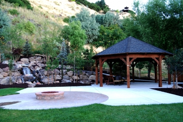 Incredible Gazebo With Fire Pit 55 Best Backyard Retreats With Fire Pits Chimineas Fire Pots