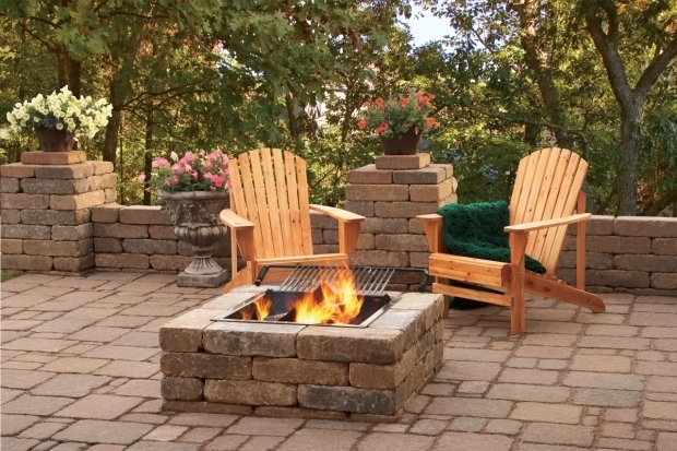Incredible Paver Fire Pit Kit Fire Pitsfire Places Ricardo Corporation