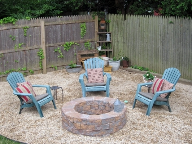 Incredible River Rock Fire Pit 6 Fire Pits You Can Make In A Day Redfin