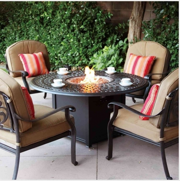 Marvelous Conversation Set With Fire Pit Patio Conversation Sets With Fire Pit Epatio