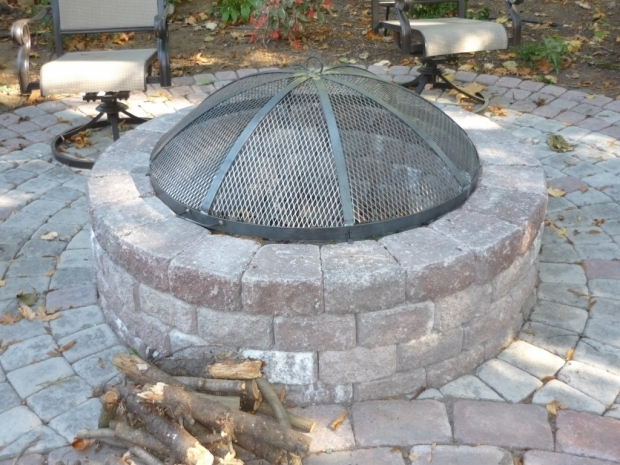 Outstanding How To Make A Fire Pit Screen Custom Outdoor Fire Pit Screen Inter Mountain Innovations Inc