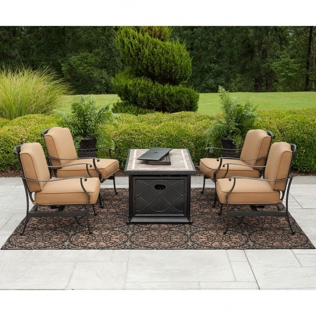 Outstanding Sam's Club Fire Pit Sams Club Patio Set With Fire Pit Patio Outdoor Decoration