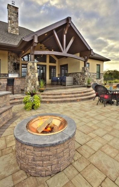 Remarkable Ep Henry Fire Pit Backyard Dreams Ep Henry Pavers In Avalon Blend Outdoor