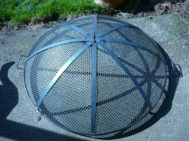 Remarkable How To Make A Fire Pit Screen Custom Outdoor Fire Pit Screen Inter Mountain Innovations Inc
