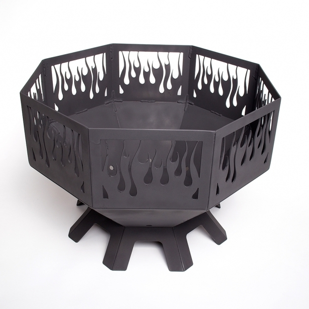Remarkable Octagon Fire Pit Octagon Fire Pit Dd Metal Products Limited