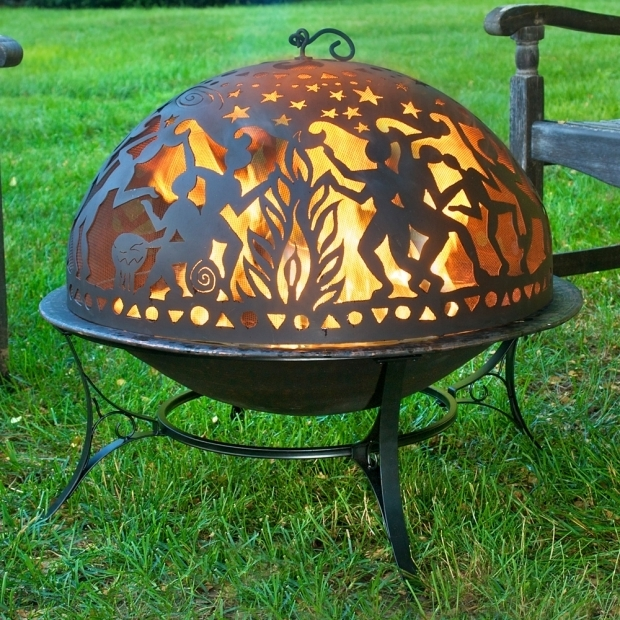 Remarkable Standing Fire Pit Standing Fire Pit Full Moon Party In Fire Pits