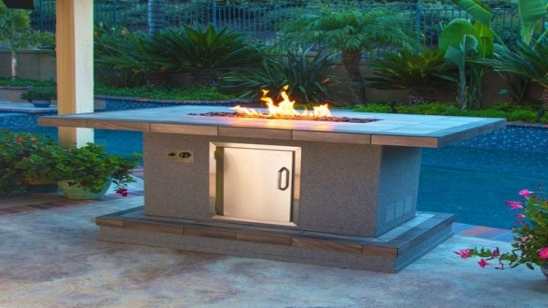 Stylish Bar Height Fire Pit Table Outdoor Gas Fire Tables Bar Height Fire Pit Table Tall Fire Pit