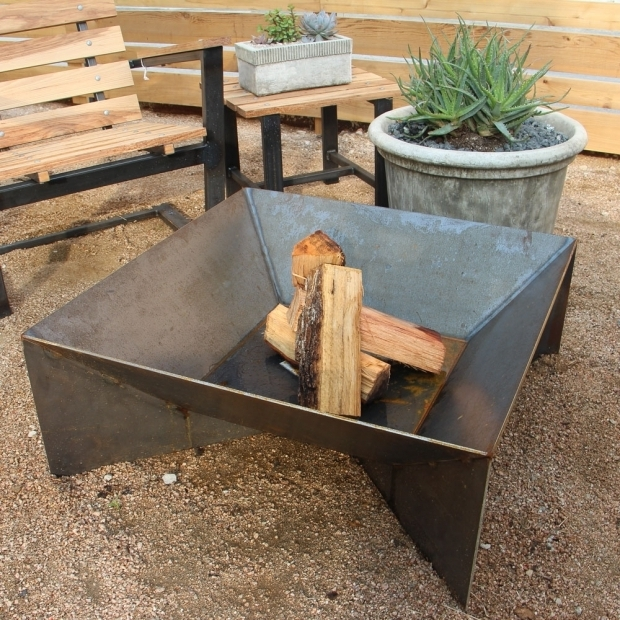 diy metal fire pit fire pit ideas