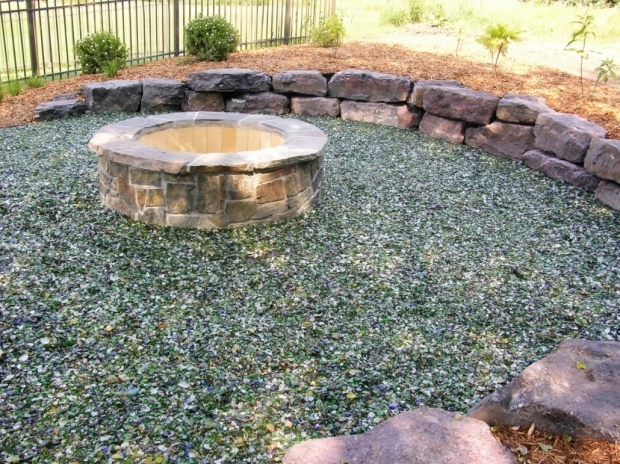 Stylish Fire Pit Glass Stones Gas Fire Pit Glass Stones Method Of Stacking The Fire Pit Stones