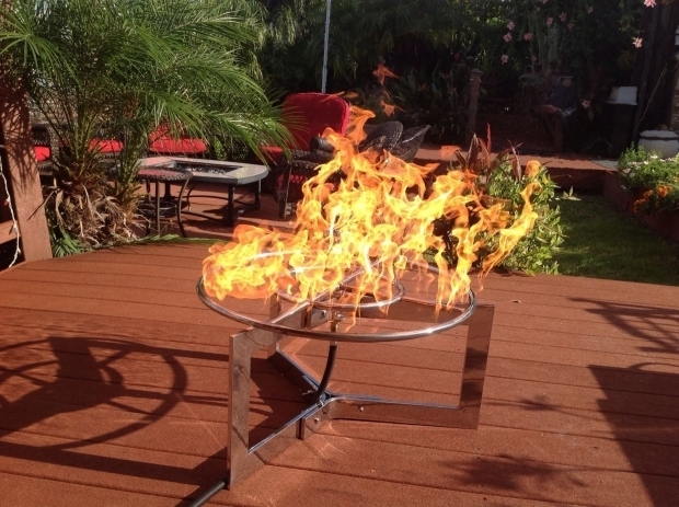 Alluring Building A Gas Fire Pit How To Build A Gas Fire Pit Ring Ebay
