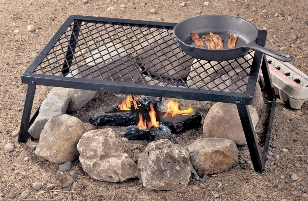 Alluring Fire Pit Cooking Accessories Garden Finding The Suitable Fire Pit Cooking Grate Elliptical