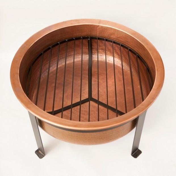 Alluring Frontgate Fire Pit 40 Copper Firepit Frontgate My Secret Garden Pinterest Copper