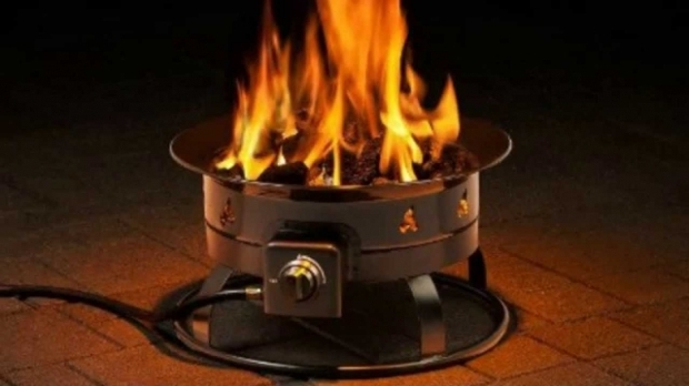Amazing Heininger Fire Pit Heininger 5995 58000 Btu Portable Propane Outdoor Fire Pit Youtube