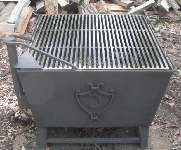 Awesome Custom Metal Fire Pits Outdoor Fire Pits And Fire Grates