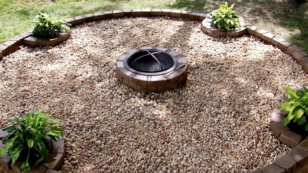 Awesome How To Make A Fire Pit In Your Backyard Backyard Fire Pit Building Tips Diy Network Youtube