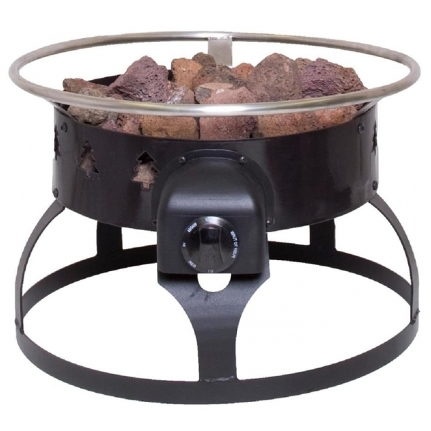 Awesome Propane Fire Pit Camping Shop Gas Fire Pits At Lowes