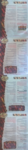 Beautiful Fire Pit Menu Foodmenus Fire Pit Bbq Smokehouse Golden