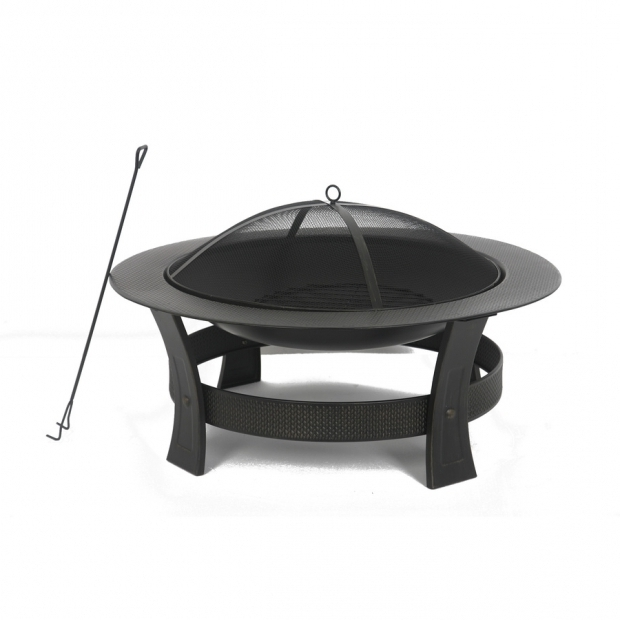 Delightful Lowes Outdoor Fire Pit Shop Wood Burning Fire Pits At Lowes