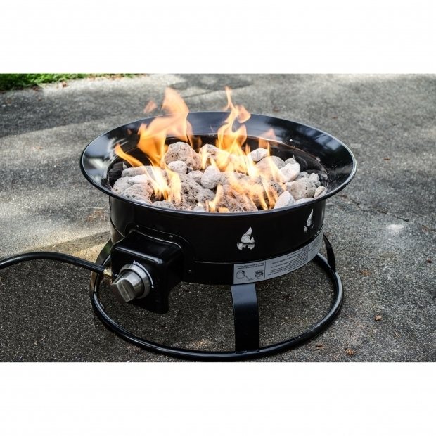 Delightful Propane Fire Pit Heininger Heininger Portable Propane Outdoor Fire Pit Reviews