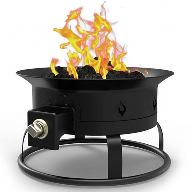 Fantastic Portable Propane Fire Pit Elite Flame 58000 Btu Napa Portable Propane Outdoor Fire Pit