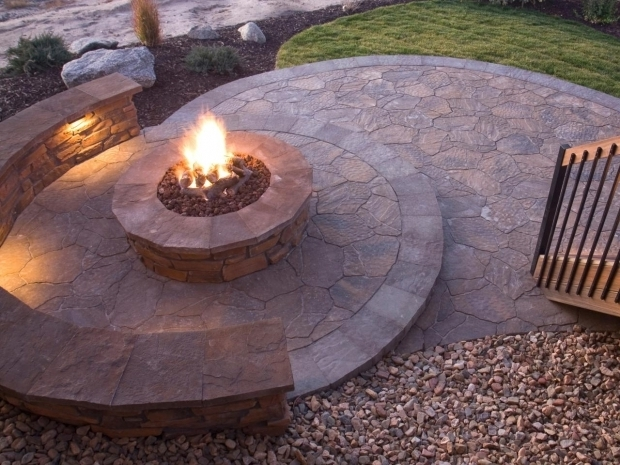 Fascinating Building A Gas Fire Pit How To Plan For Building A Fire Pit Hgtv