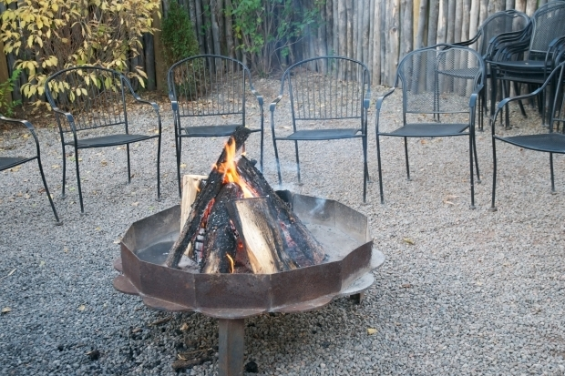 Gorgeous Mexican Fire Pit New Mexico Orlandos New Mexican Cafe Smokysweet