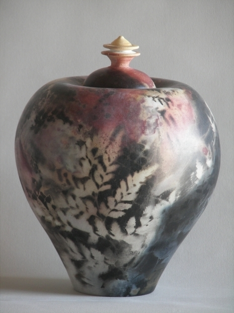 Gorgeous Pit Fired Pottery Pit And Saggar Fired Ceramics Lesley Jensen
