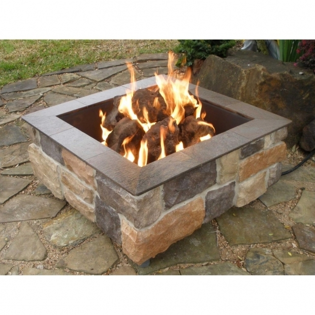 Incredible Outdoor Gas Fire Pit Kits Outdoor Inspiring Outdoor Garden Heater Ideas With Fire Pits