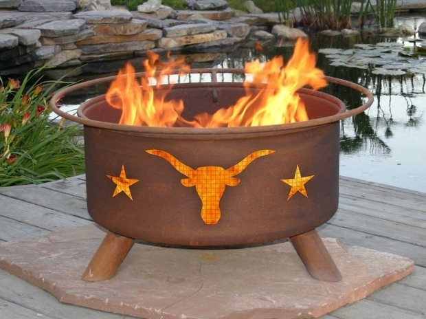 Marvelous Fire Pits On Sale Patina Fire Pit Texas Longhorn Fire Pit F202 On Sale Now