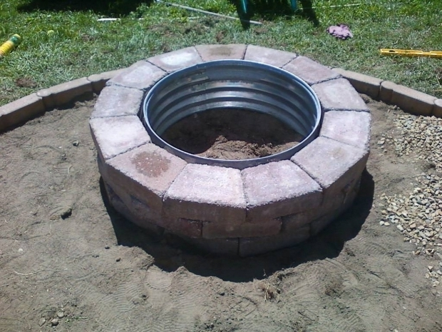 Outstanding Cheap Diy Fire Pit The Wonderful Of Diy Fire Pit Ideas Home Design Lover