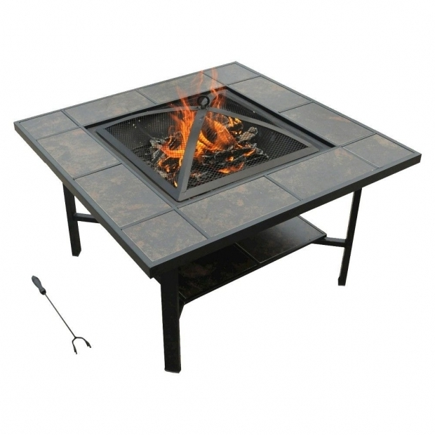 Leisurelife Fire Pit
