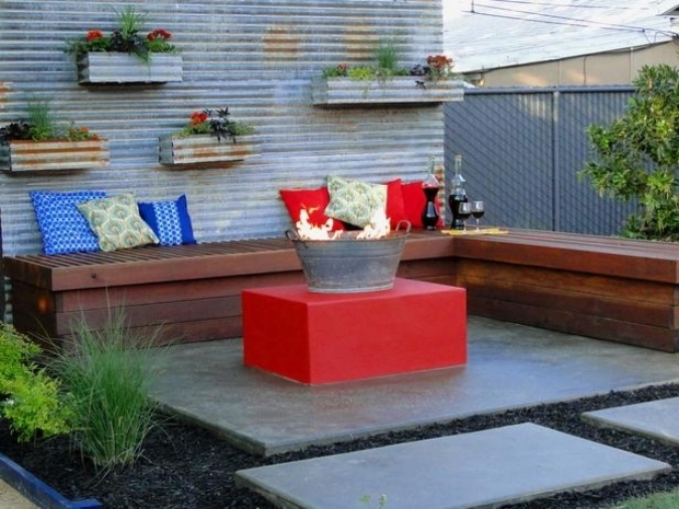 Picture of Cheap Fire Pit Ideas Cheap Fire Pit Ideas Hgtv
