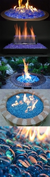 Remarkable Fire Glass Pit Diy 17 Best Ideas About Glass Fire Pit On Pinterest Fire Glass