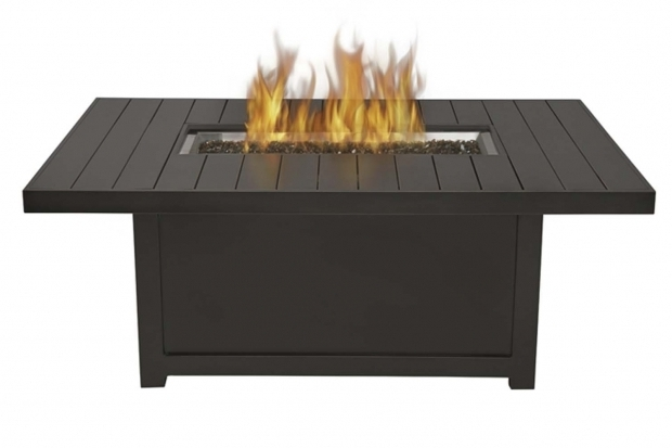 Remarkable Napoleon Fire Pit Shop Napoleon St Tropez Patio Flame Fire Table Rectangular