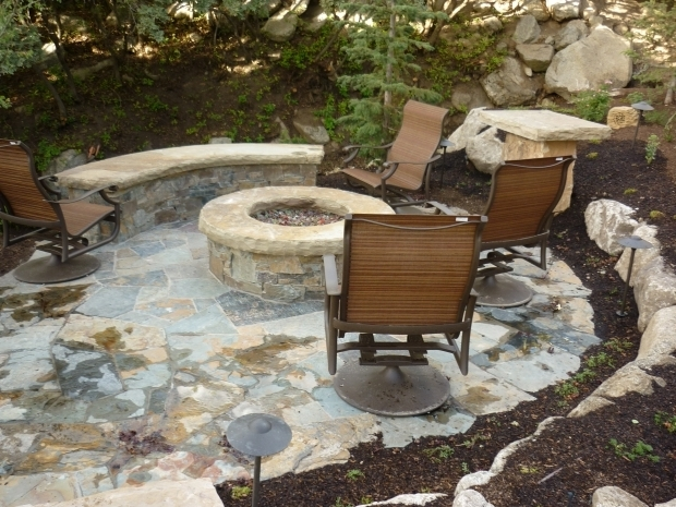 Remarkable Raised Fire Pit Stone Fire Pit 29759 At Scandinavianinteriordesign