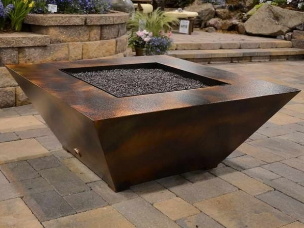 Outdoor Gas Fire Pit Kits