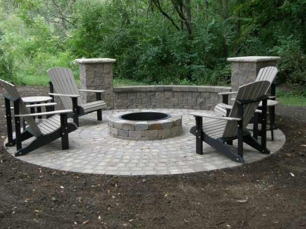 Alluring Fire Pit Seating Sets Fire Pit Chairs Set Home Chair Designs
