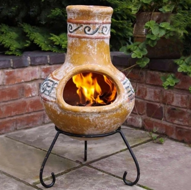 Alluring Terracotta Fire Pit Outdoor Clay Fire Pit Clay Fire Pits Pinterest Fire Pits