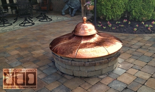 Awesome Custom Fire Pit Covers Cbds Van Der Merwe Vented Fire Pit Cover Page