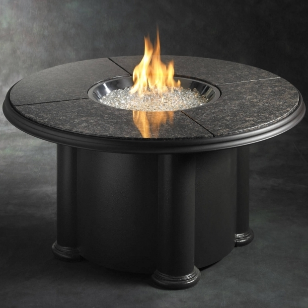 Beautiful Fire Pit Crystals Top 15 Types Of Propane Patio Fire Pits With Table Buying Guide