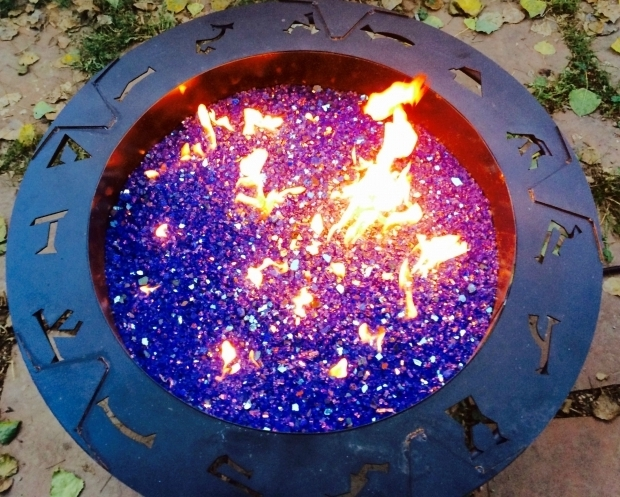 Delightful Fire Pit Crystals Stargate Gas Fire Pit Album On Imgur