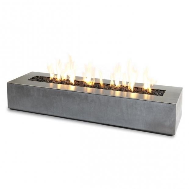 Fantastic Paloform Fire Pit Paloform Robata Modern Rectangular Concrete Outdoor Fire Pit