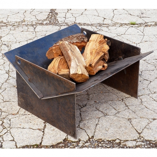 Fascinating Collapsible Fire Pit Tecton Steel Collapsible Fire Pit Trips Fire Pits And The Natural