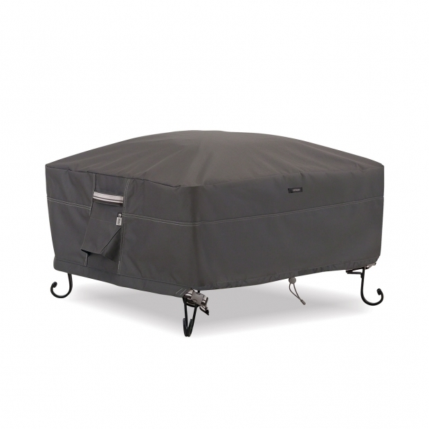 Fascinating Fire Pit Covers Square Outdoor Square Fire Pit Cover Fits Up To 36w 36d 12h