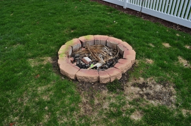 Fascinating Underground Fire Pit Carri Us Home Gettin The Itch