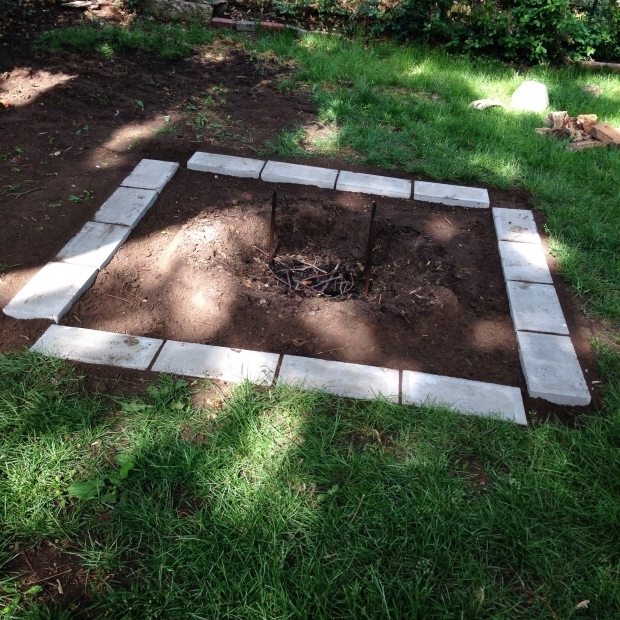 Fascinating Underground Fire Pit In Ground Fire Pit Risks And Tips Homesfeed