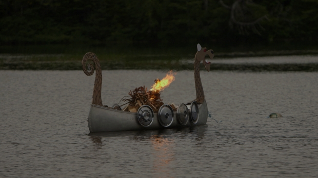 Gorgeous Floating Fire Pit Episodes Season 3 Brojects