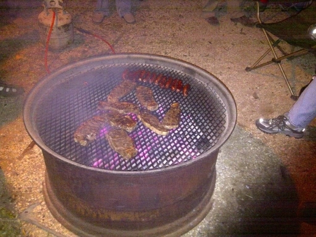 Gorgeous Tractor Wheel Fire Pit Tractor Rim Fire Pit Ideas Watch The Video Tutorial Read More