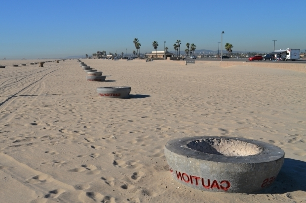 Image of Balboa Beach Fire Pits Welcome To The Oc Bitch Cleared For Takeoff