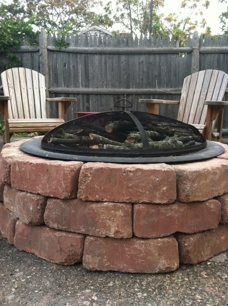 Image of Cheap Outdoor Fire Pit Rustic Backyard Outdoor Fire Pit Ideas How To Build Image Of